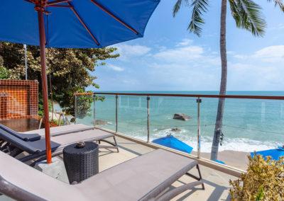 2 Bedroom Pool Seaview Suite