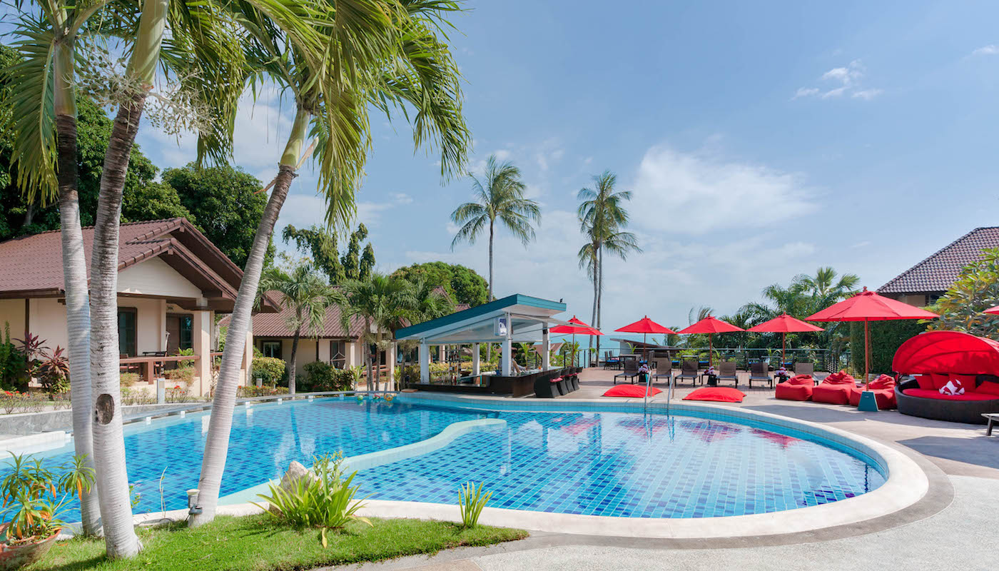 Royal Beach Boutique Resort & Spa-swimming pool